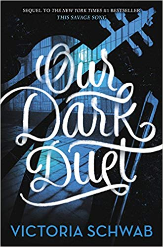 our dark duet cover